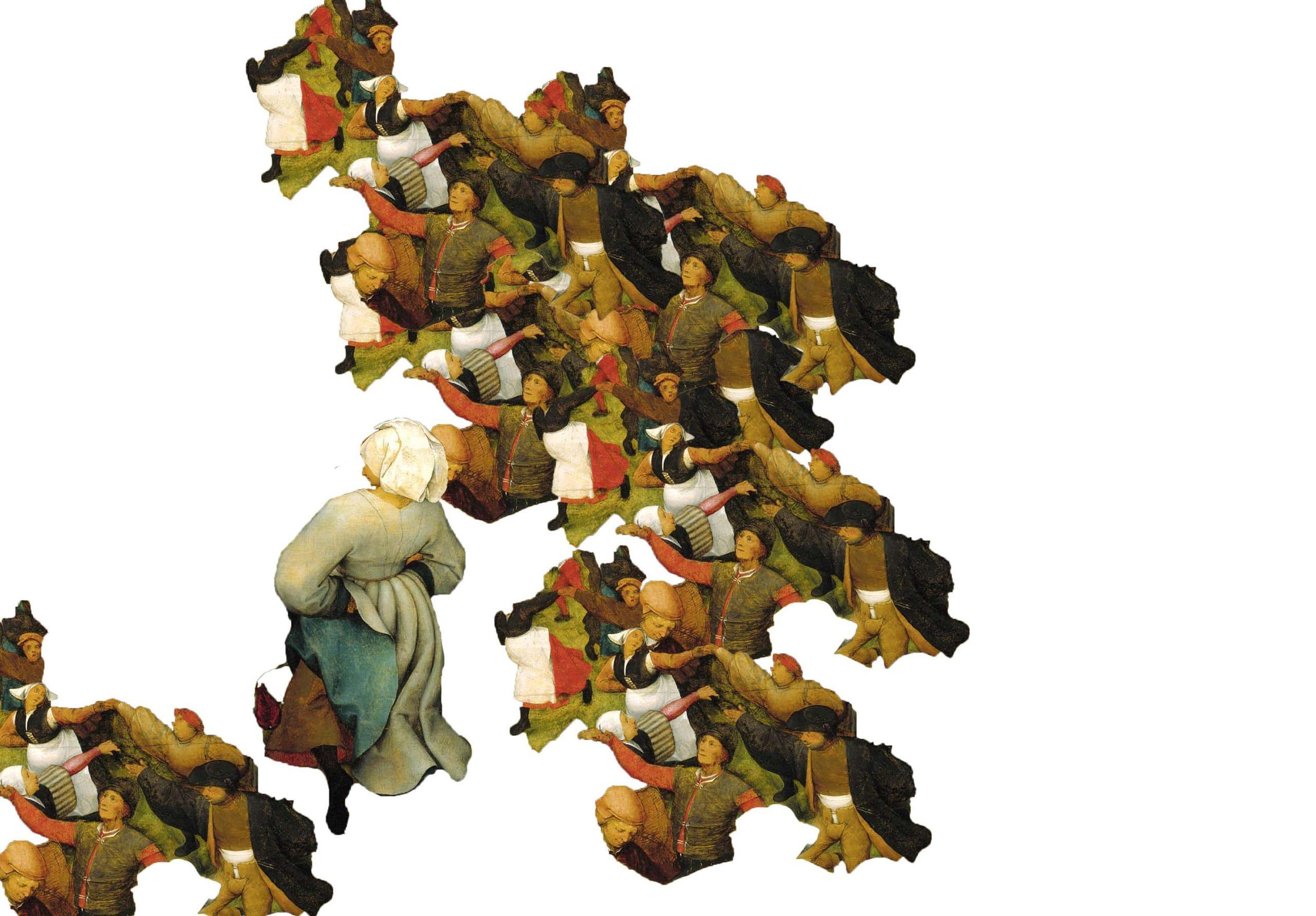 Narr The Wedding Dance De Pieter Brueghel 01